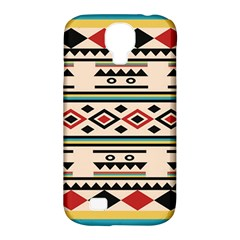 Tribal Pattern Samsung Galaxy S4 Classic Hardshell Case (pc+silicone) by BangZart