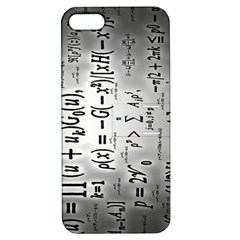 Science Formulas Apple Iphone 5 Hardshell Case With Stand by BangZart