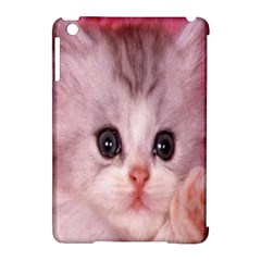 Cat  Animal  Kitten  Pet Apple Ipad Mini Hardshell Case (compatible With Smart Cover) by BangZart