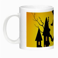 Halloween Night Terrors Night Luminous Mugs by BangZart