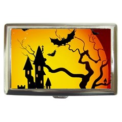 Halloween Night Terrors Cigarette Money Cases by BangZart