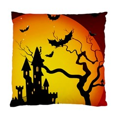 Halloween Night Terrors Standard Cushion Case (one Side) by BangZart