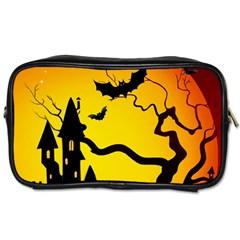 Halloween Night Terrors Toiletries Bags 2 Side by BangZart