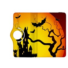 Halloween Night Terrors Kindle Fire Hdx 8 9  Flip 360 Case by BangZart