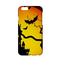 Halloween Night Terrors Apple Iphone 6/6s Hardshell Case by BangZart