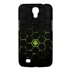 Green Android Honeycomb Gree Samsung Galaxy Mega 6 3  I9200 Hardshell Case by BangZart