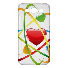 Love Samsung Galaxy Mega 5 8 I9152 Hardshell Case  by BangZart