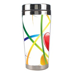 Love Stainless Steel Travel Tumblers by BangZart