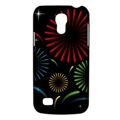 Fireworks With Star Vector Galaxy S4 Mini by BangZart