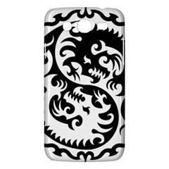 Ying Yang Tattoo Samsung Galaxy Mega 5 8 I9152 Hardshell Case  by BangZart