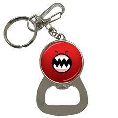 Funny Angry Button Necklaces by BangZart
