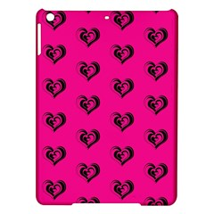 Lovely Hearts 17a Ipad Air Hardshell Cases by MoreColorsinLife