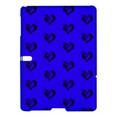 Lovely Hearts 17d Samsung Galaxy Tab S (10 5 ) Hardshell Case  by MoreColorsinLife