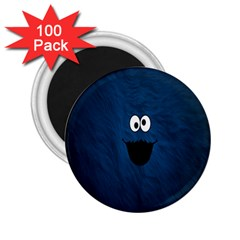 Funny Face 2 25  Magnets (100 Pack)  by BangZart