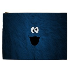 Funny Face Cosmetic Bag (xxl)  by BangZart