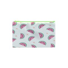 Watermelon Wallpapers  Creative Illustration And Patterns Cosmetic Bag (xs) by BangZart
