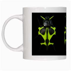 Beetles Insects Bugs White Mugs by BangZart
