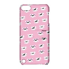 Girly Girlie Punk Skull Apple Ipod Touch 5 Hardshell Case With Stand by BangZart