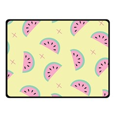 Watermelon Wallpapers  Creative Illustration And Patterns Fleece Blanket (small)