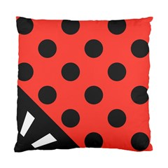 Abstract Bug Cubism Flat Insect Standard Cushion Case (two Sides) by BangZart