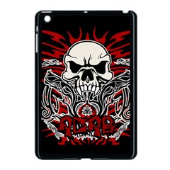 Acab Tribal Apple Ipad Mini Case (black) by Valentinaart