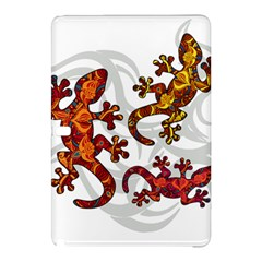 Ornate Lizards Samsung Galaxy Tab Pro 12 2 Hardshell Case by Valentinaart