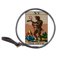 The Devil   Tarot Classic 20 Cd Wallets by Valentinaart