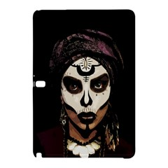 Voodoo  Witch  Samsung Galaxy Tab Pro 12 2 Hardshell Case by Valentinaart