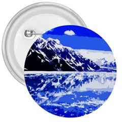 Landscape 3  Buttons by Valentinaart