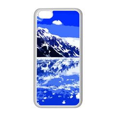 Landscape Apple Iphone 5c Seamless Case (white) by Valentinaart