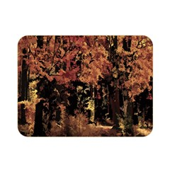 Landscape Double Sided Flano Blanket (mini)  by Valentinaart