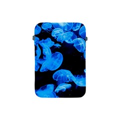 Jellyfish  Apple Ipad Mini Protective Soft Cases by Valentinaart