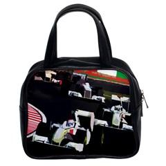 Formula 1 Classic Handbags (2 Sides) by Valentinaart