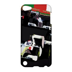 Formula 1 Apple Ipod Touch 5 Hardshell Case by Valentinaart