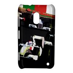 Formula 1 Nokia Lumia 620 by Valentinaart