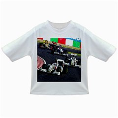 Formula 1 Infant/toddler T Shirts by Valentinaart