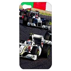 Formula 1 Apple Iphone 5 Hardshell Case by Valentinaart