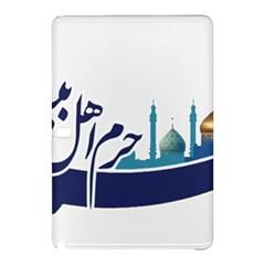 Seal Of Qom  Samsung Galaxy Tab Pro 12 2 Hardshell Case by abbeyz71