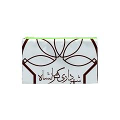 Seal Of Kermanshah  Cosmetic Bag (xs) by abbeyz71