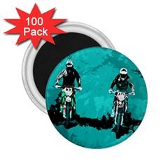 Motorsport  2 25  Magnets (100 Pack)  by Valentinaart