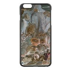 Underwater Apple Iphone 6 Plus/6s Plus Black Enamel Case by Valentinaart