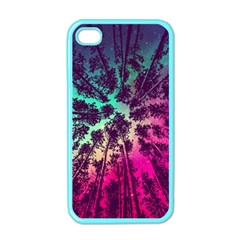 Just A Stargazer Apple Iphone 4 Case (color) by augustinet
