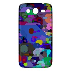 Big And Small Shapes                       Samsung Galaxy Duos I8262 Hardshell Case by LalyLauraFLM