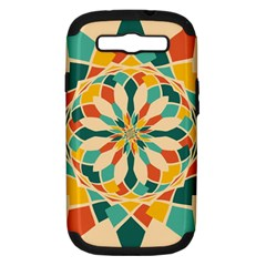 Summer Festival Samsung Galaxy S Iii Hardshell Case (pc+silicone) by linceazul
