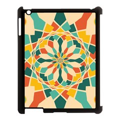 Summer Festival Apple Ipad 3/4 Case (black) by linceazul