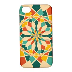 Summer Festival Apple Iphone 4/4s Hardshell Case With Stand by linceazul