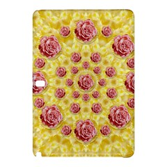 Roses And Fantasy Roses Samsung Galaxy Tab Pro 12 2 Hardshell Case by pepitasart