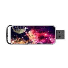 Letter From Outer Space Portable Usb Flash (two Sides) by augustinet