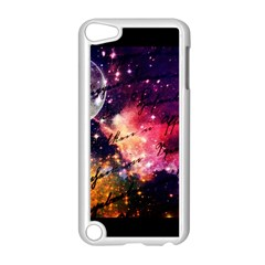 Letter From Outer Space Apple Ipod Touch 5 Case (white) by augustinet
