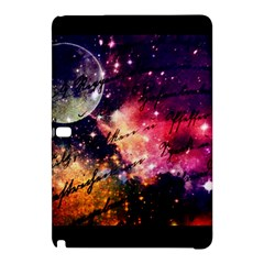 Letter From Outer Space Samsung Galaxy Tab Pro 10 1 Hardshell Case by augustinet